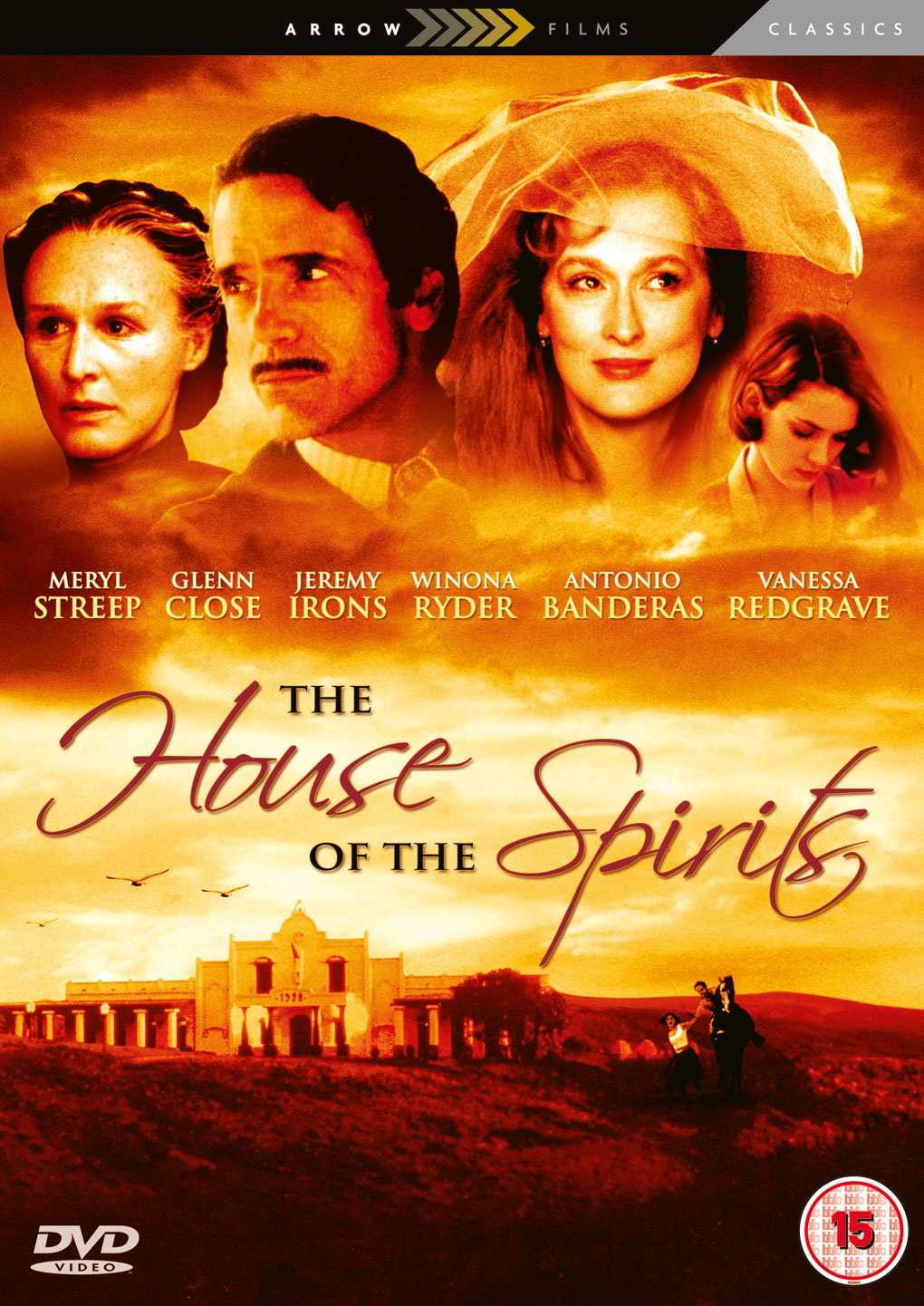 The House of the Spirits movie