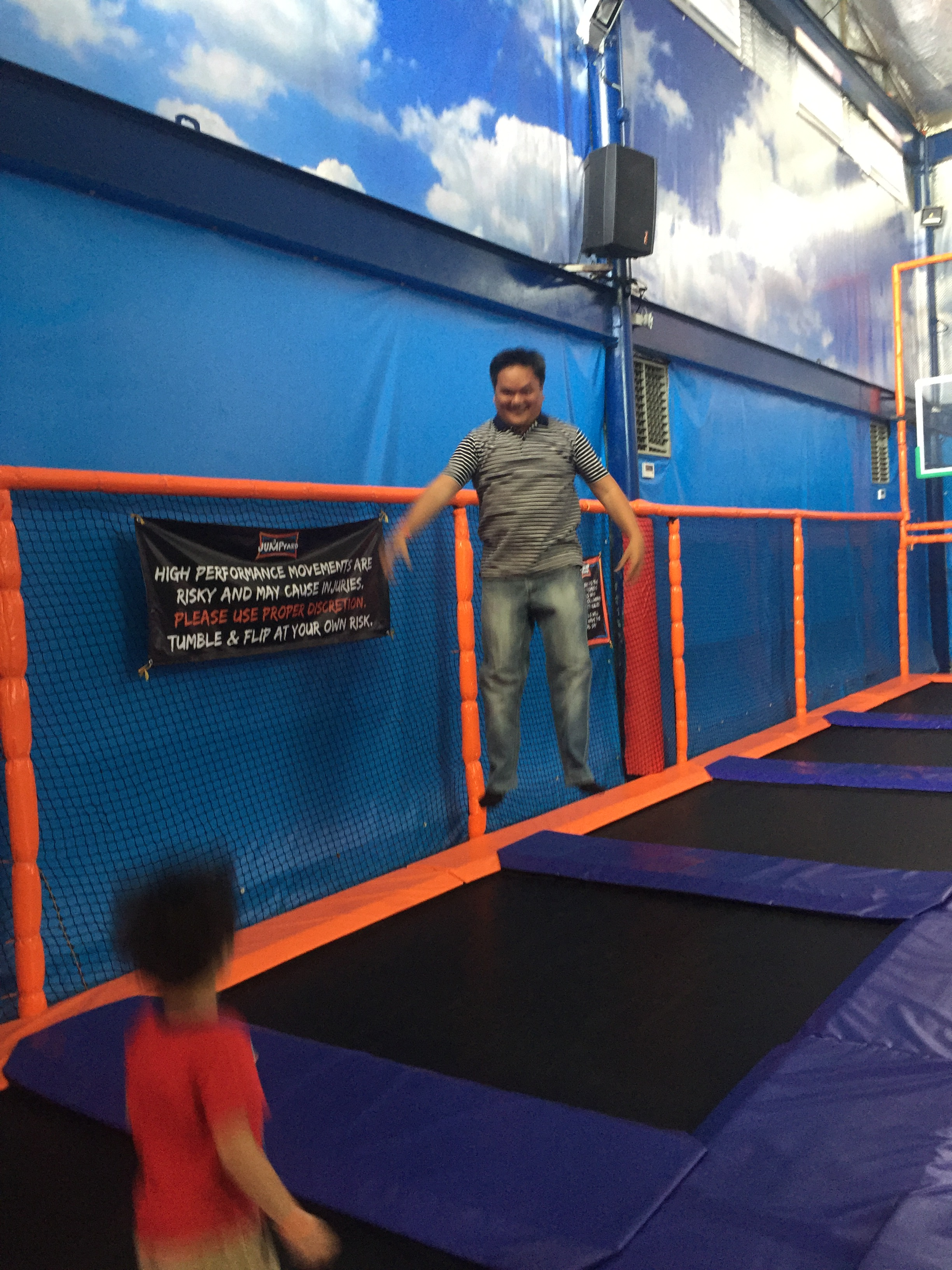 Jump Yard The Padilla 7